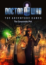 Doctor Who: The Adventure Game