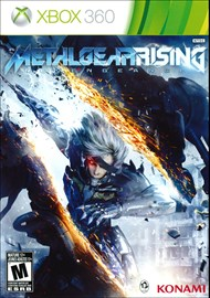 Buy Metal Gear Rising: Revengeance for Xbox 360