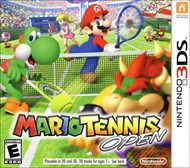 Rent Mario Tennis Open for 3DS