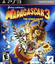 Rent Madagascar 3 for PS3