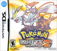 Rent Pokemon White Version 2 for DS