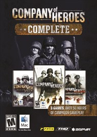 Download Company of Heroes Complete - Campaign Edition for Mac