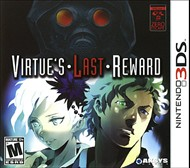 Rent Zero Escape: Virtue's Last Reward for 3DS