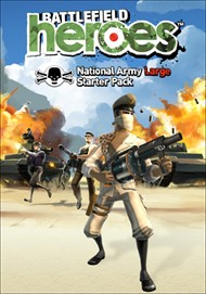 Battlefield Heroes National Army Large Star