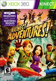 Rent Kinect Adventures! for Xbox 360