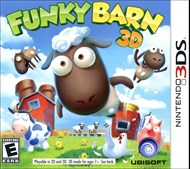 Rent Funky Barn 3D for 3DS