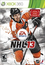 Rent NHL 13 for Xbox 360