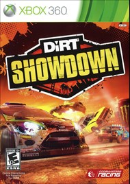 Rent DiRT Showdown for Xbox 360