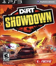Rent DiRT Showdown for PS3