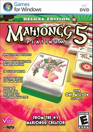 Mahjongg Platinum