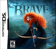 Rent Disney/Pixar Brave: The Video Game for DS