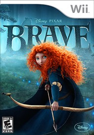 Rent Disney/Pixar Brave: The Video Game for Wii