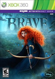 Rent Disney/Pixar Brave: The Video Game for Xbox 360