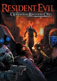 Resident Evil: Operation Raccoon C