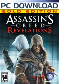 Assassin's Creed Revelations Gold Ed