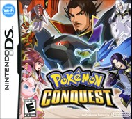Rent Pokemon Conquest for DS