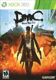Rent DMC: Devil May Cry for Xbox 360