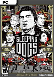 Download Sleeping Dogs Digital Edition for PC