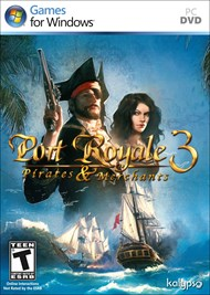 Port Royale 3: Pirates & Merc