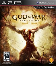 Rent God of War: Ascension for PS3