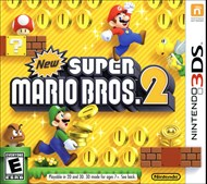 Rent New Super Mario Bros. 2 for 3DS