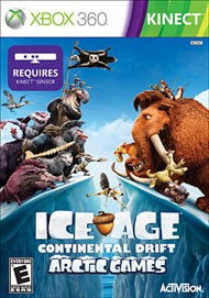 Rent Ice Age: Continental Drift - Arctic Games for Xbox 360