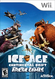 Rent Ice Age: Continental Drift - Arctic Games for Wii