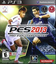 Rent Pro Evolution Soccer 2013 for PS3
