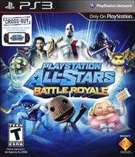 Rent PlayStation All-Stars Battle Royale for PS3