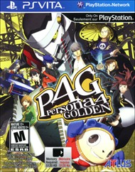 Rent Persona 4 Golden for PS Vita