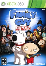 Rent Family Guy: Back to the Multiverse for Xbox 360