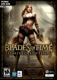 Blades of Time Limited Editi