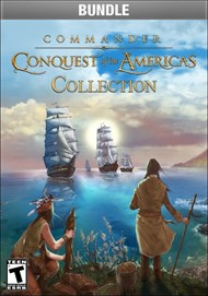 Commander: Conquest of the Americas C