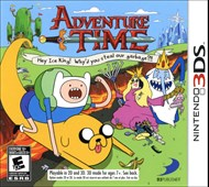 Rent Adventure Time: Hey Ice King? Why'd you Steal our Garbage? for 3DS