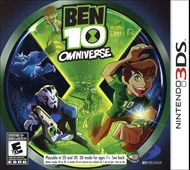 Rent Ben 10 Omniverse for 3DS