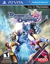 Rent Ragnarok Odyssey for PS Vita