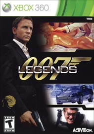 Rent 007 Legends for Xbox 360