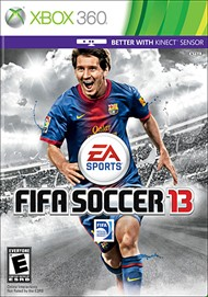 Rent FIFA Soccer 13 for Xbox 360