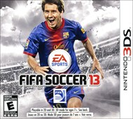 Rent FIFA Soccer 13 for 3DS