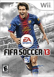 Rent FIFA Soccer 13 for Wii