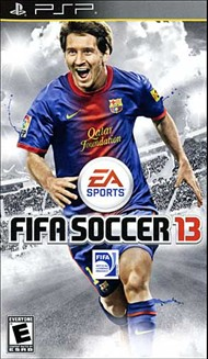 Rent FIFA Soccer 13 for PSP Games