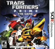Rent Transformers: Prime for 3DS