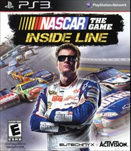 Rent NASCAR the Game: Inside Line for PS3