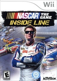 Rent NASCAR the Game: Inside Line for Wii