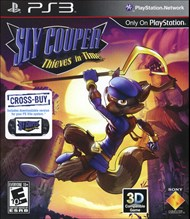 Sly Cooper: Thi