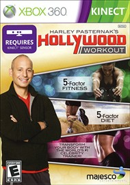 Buy Harley Pasternak's Hollywood Workout for Xbox 360