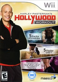 Rent Harley Pasternak's Hollywood Workout for Wii