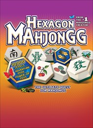 Hexagon Mahjong