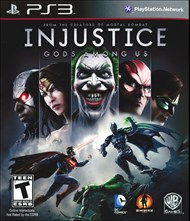 Buy Injustice: Gods Among Us for PS3