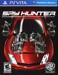 Rent Spy Hunter for PS Vita